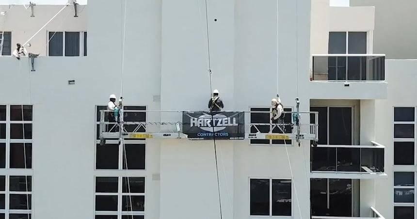 hartzell construction header