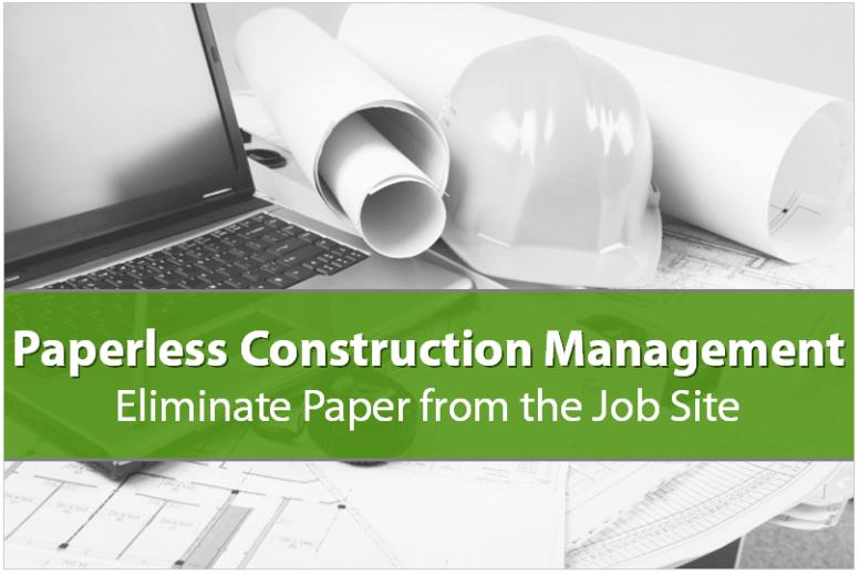 Paperless Construction Software