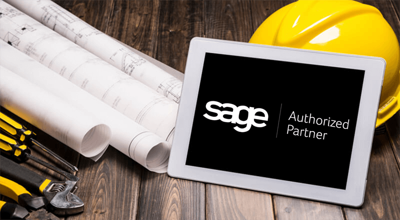 sage construction software banner