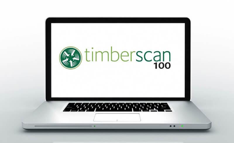 Timberscan 100 Screen